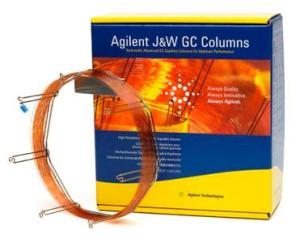 Capillary DB-2887 GC Columns from Agilent