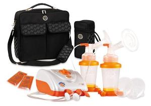 Gentlefeed Duo Breast Pump from Mebby