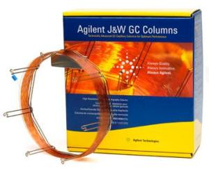 Capillary HP-5ms GC/MS Columns from Agilent