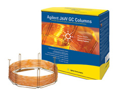 Capillary HP-5ms Ultra Inert GC/MS Columns from Agilent