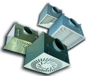 Ceiling Filtration Systems from Marchhart