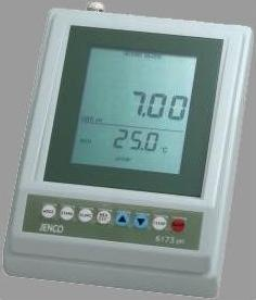 6173R pH Benchtop Meter from Jenco