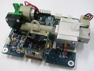 EtCO2 Module from Ambulanc