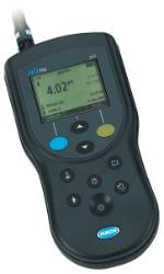 HQ11d Portable pH/ORP Meter from Hach