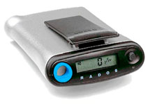 RAD-60 Personal Alarm Dosimeter from Mirion