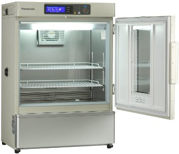 Panasonic's MIR Series Cooled Incubators