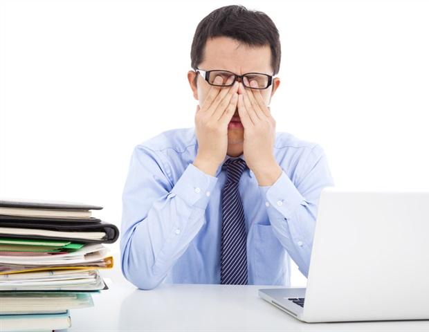 Symptoms of glandular fever