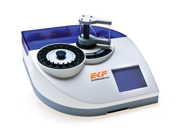 Biosen C-Line Glucose and Lactate Analysers from EKF Diagnostics
