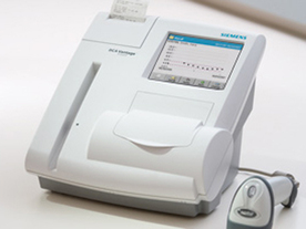 Siemens DCA Vantage Analyzer