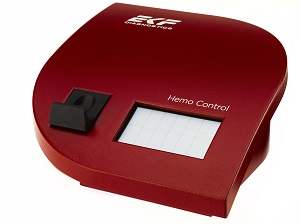 Hemo Control Hemoglobin Analyser from EKF Diagnostics