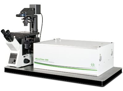 MicroTime 200 Fluorescence Microscope System from PicoQuant