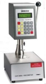 CAP 2000+ Viscometer from Brookfield
