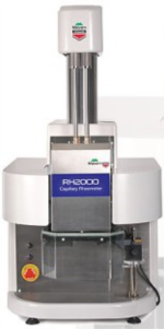 Rosand RH2000 bench top capillary rheometer from Malvern