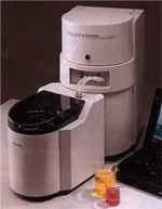 SALD-201V Laser Diffraction Particle Size Analyzer from Shimadzu