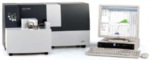 SALD-2300 Laser Diffraction Particle Size Analyzer from Shimadzu
