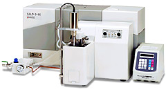 SALD-3101+ Acyclic Motion Sampler from Shimadzu