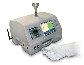 MET ONE 3400 Portable Particle Counter Simply Paperless from Beckman Coulter