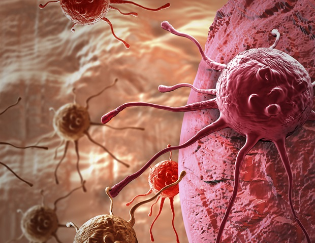 Light-activated metal compound cuts off cancer cell's 'power source'