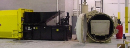 BTT/CX Stationary Compactor from Bondtech