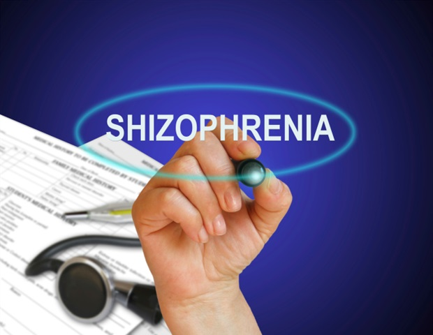 paranoid schizophrenia research papers