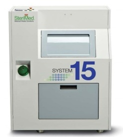 SYSTEM15 Medical Waste Processors from SteriMed