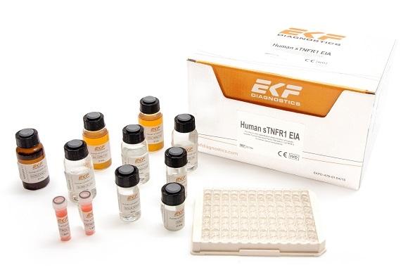 EKF biomarker identifies likely development of Diabetic