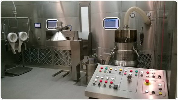 Major Pharmaceutical Products Manufacturer Upgrades