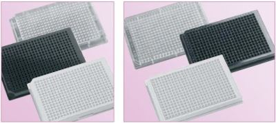Solid Bottom Assay Plates from Porvair Sciences