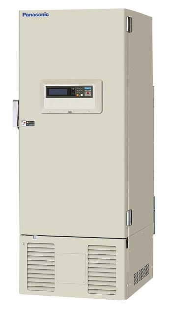 Panasonic MDF-U500VX-PE 519 Litres Upright Ultra Low Temperature Freezer with Twin Guard Dual Cooling Technology