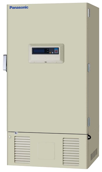 Panasonic MDF-U700VX-PE 728 Litres Upright Ultra Low Temperature Freezer with Twin Guard Dual Cooling Technology
