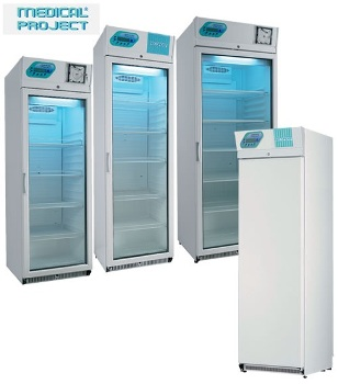 BlueLine K BPR Series Refrigerators from KW Apparecchi Scientifici