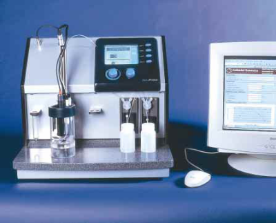 ZetaProbe Analyzer™ from Colloidal Dynamics