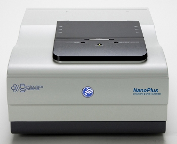 NanoPlus DLS Nano Particle Size and Zeta Potential Analyzer from Micromeritics Instrument