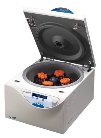 Awel CF48 Classical Ventilated Benchtop Centrifuge from Nuaire