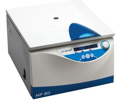 Awel MF20 Multifunction Ventilated Benchtop Centrifuge from Nuaire