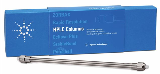ZORBAX Eclipse Amino Acid Analysis HPLC Column from Agilent