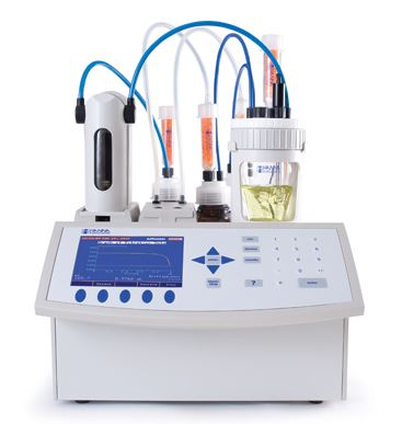 HI 903 Karl Fischer Volumetric Titrator from Hanna Instruments