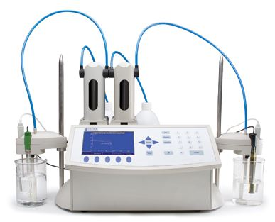 HI 902C Automatic Titration System from Hanna Instruments