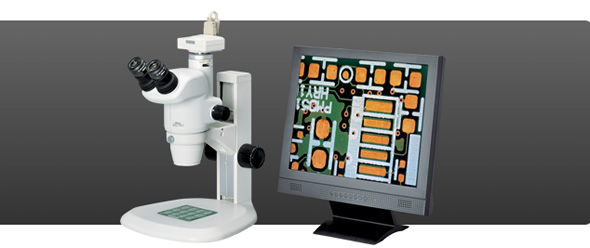 SMZ745-745T Stereo Microscope from Nikon