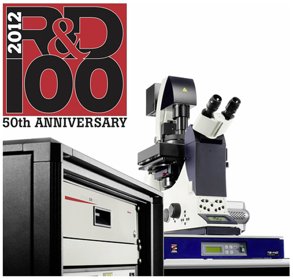 SR GSD Fluorescence Microscope from Leica