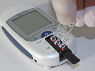 LipidPlus® Lipid Profile and Glucose Measuring System from Jant Pharmacal