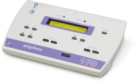 170 Automatic Screening Audiometer from Amplivox