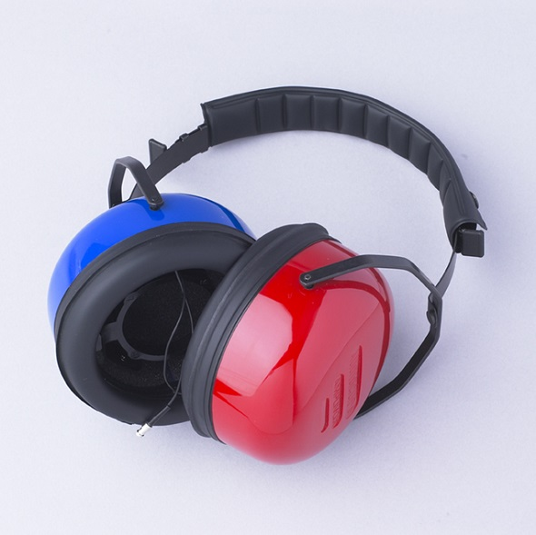Noise Reducing Headset Enclosures from Amplivox