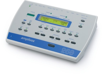 Amplivox 260 Portable Diagnostic Audiometer