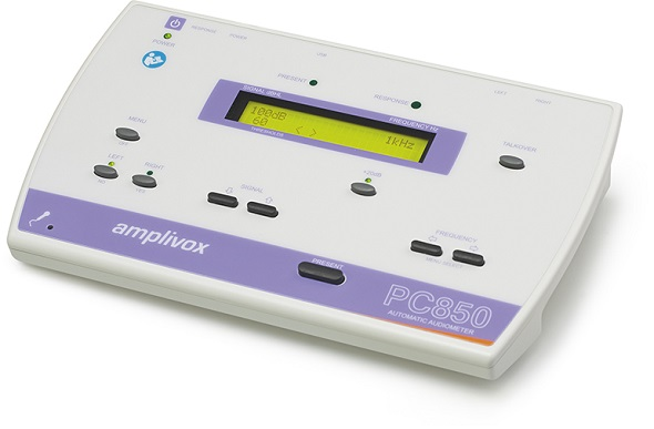 PC850 Audiometer from Amplivox