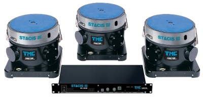 STACIS III Piezoelectric Active Vibration Cancellation System from TMC