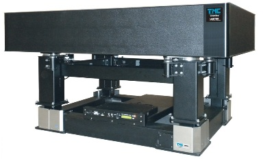 STACIS iX LaserTable-Base Piezoelectric Active Vibration Cancellation Systems from TMC