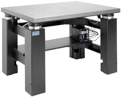 20 Series Active Vibration Isolation Tables from TMC
