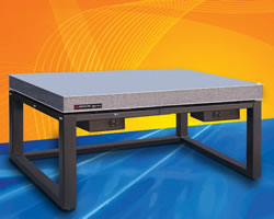 New MK52 Series Vibration Control Optical Table from Minus K