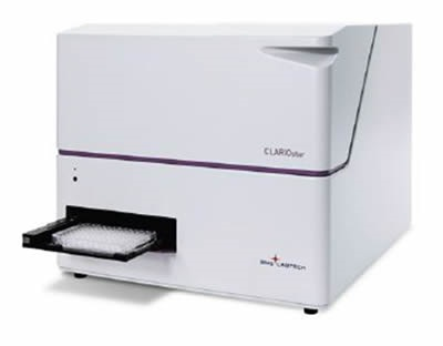 The CLARIOstar multi-mode microplate reader from BMG LABTECH